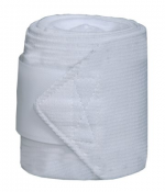 Ridbandage fleece/resår 4-pack