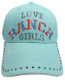 RANCHGIRL LOVE CAP mint