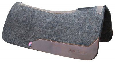 Arena Masters ergonomic felt pad felt with neoprene bottom
